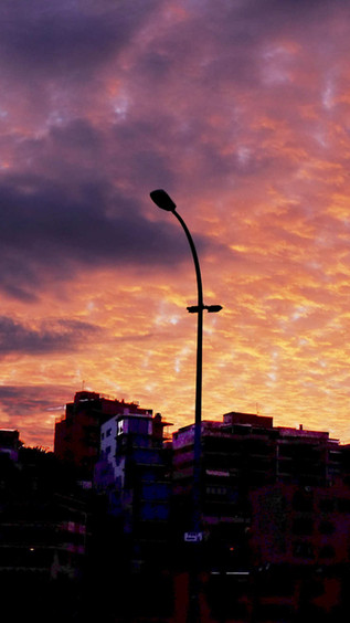 it´s that sky the lights me up mood