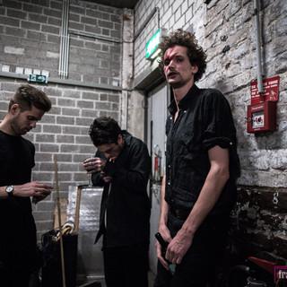 Fil Bo Riva backstage Newfall Köln