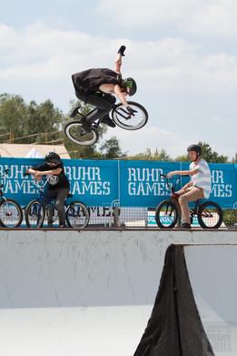 Ruhrgames Essen BMX