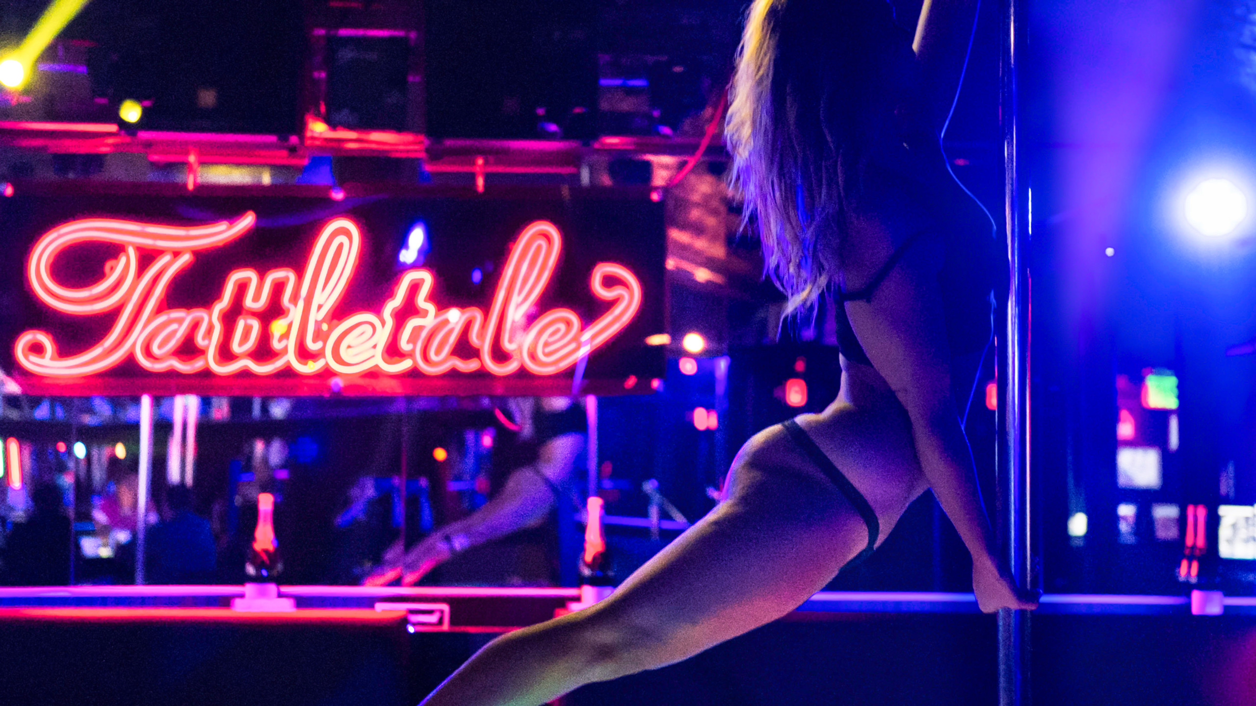 """The Tattletale Lounge has been an Atlanta establishment for over 40 years, and is even mentioned in Mötley Crüe's hit song, """"Girls, Girls, Girls."""""""