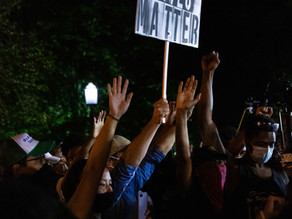 Demonstrations in D.C. Continue