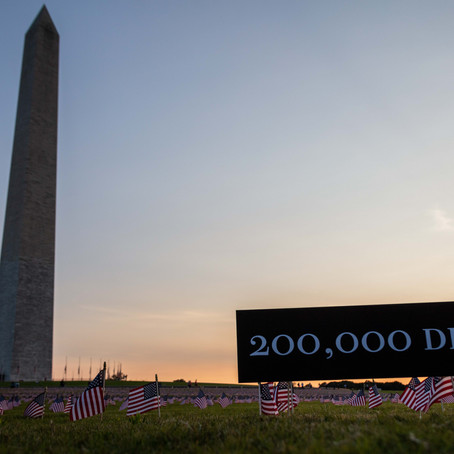 Remembering the 200,000 Dead