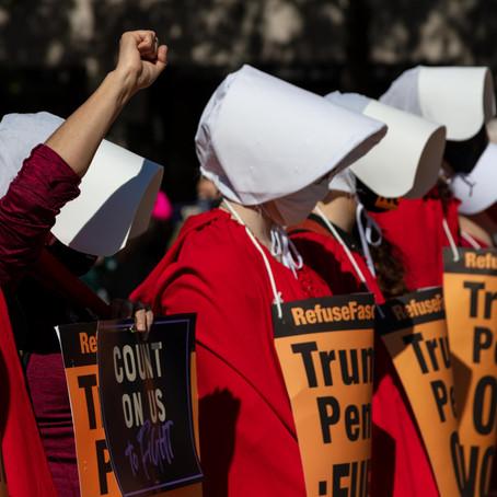 Women March Again