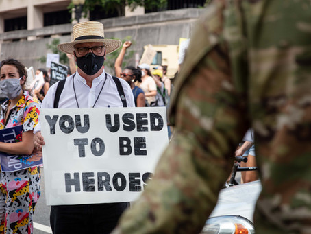 Black Lives Matter Movement Grows