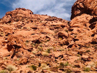 Valley of Fire: Camping & Trail Info!