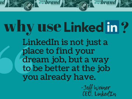 LinkedIn Profile - Tips to Get You Started or Strengthen What You Have!
