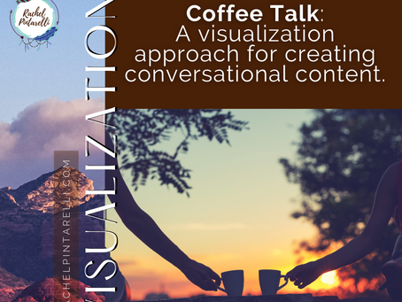Coffee Talk: Who are you talking to in your content and copy?
