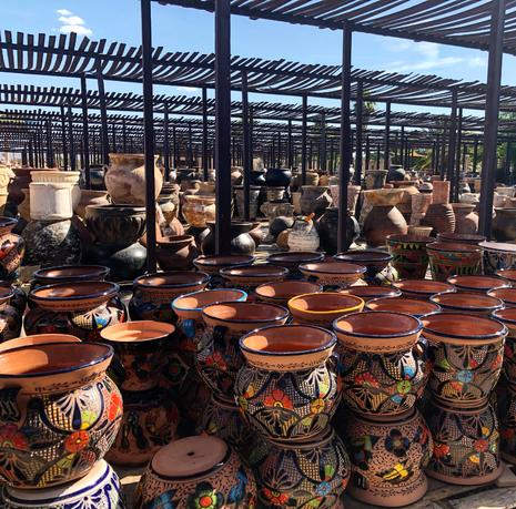 Little Baha: Impresses with Pottery