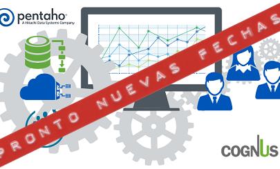 ¡CUPOS AGOTADOS! Capacitación Oficial Pentaho – Junio 2016
