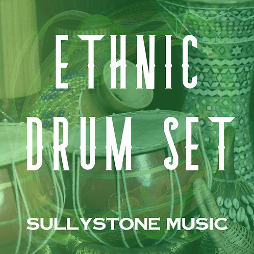 Ethnic Drum Set (Coming Soon)