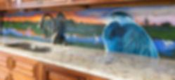 Marco Island Interior Mural