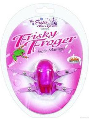 FRISKY FROGER