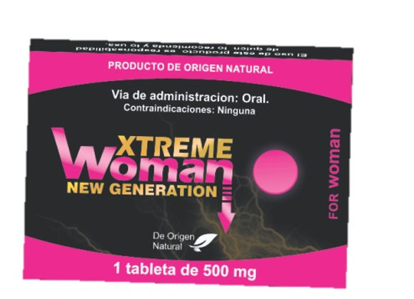 XTREAME LOVER WOMAN