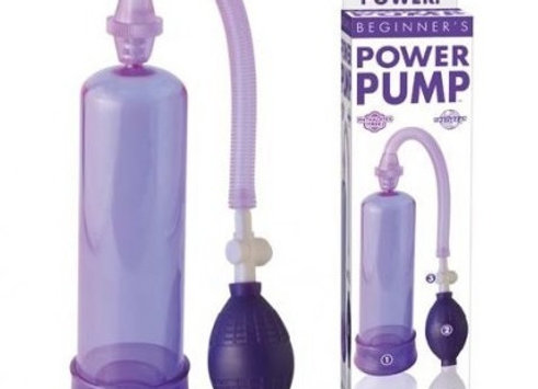 BOMBA DE VACÍO POWER PUMP PURPLE