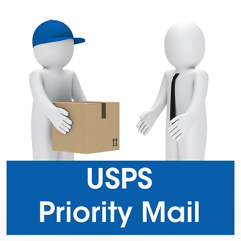 USPS Priority Mail for Student Paperwork