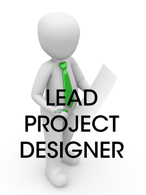 Lead Project Designer Training Long Island