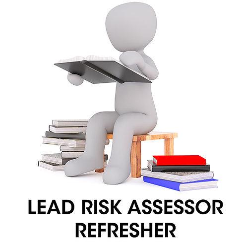 Lead Risk Assessor Refresher