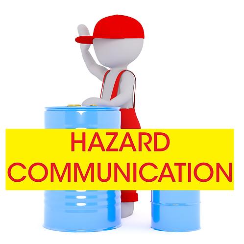 Hazard Communication Training Long Island