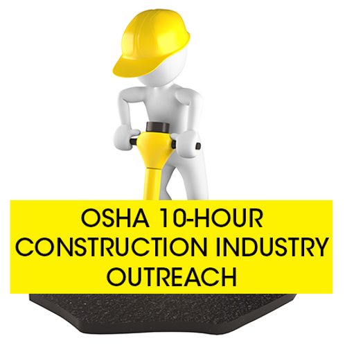 OSHA 10-Hour Construction Industry Training Long Island