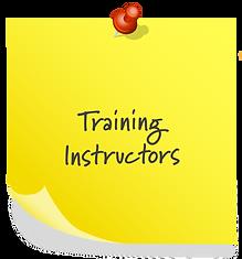Now Hiring Training Instructors