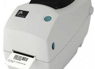 ZEBRA TLP2824SE PLUS Термотрансферный принтер печати этикеток шириной до 56мм, в