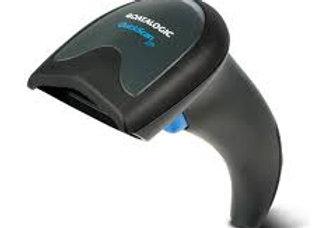 DATALOGIC QuickScan Lite QW2420-BKK1S Ручной Image-сканер 2D, с кабелем, с подст
