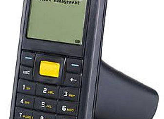 Cipher 8230-2D (4MB) Терминал сбора данных, 2D, Bluetooth, 802.11b/g, кабель USB
