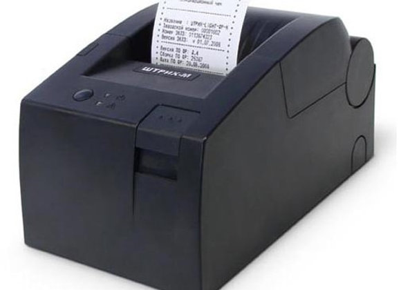 ШТРИХ-LIGHT-01Ф RS/USB/Ethernet (черный) с ФН