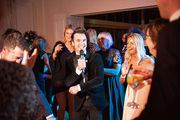 DEAN STANSBY WEDDING SINGER NORTH WEST