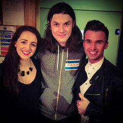 DEAN STANSBY PIANO VOCALIST & JAMES BAY