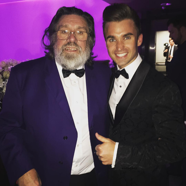 DEAN STANSBY RICKY TOMLINSON