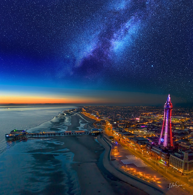 Blackpool Tower Look to The Stars.jpg