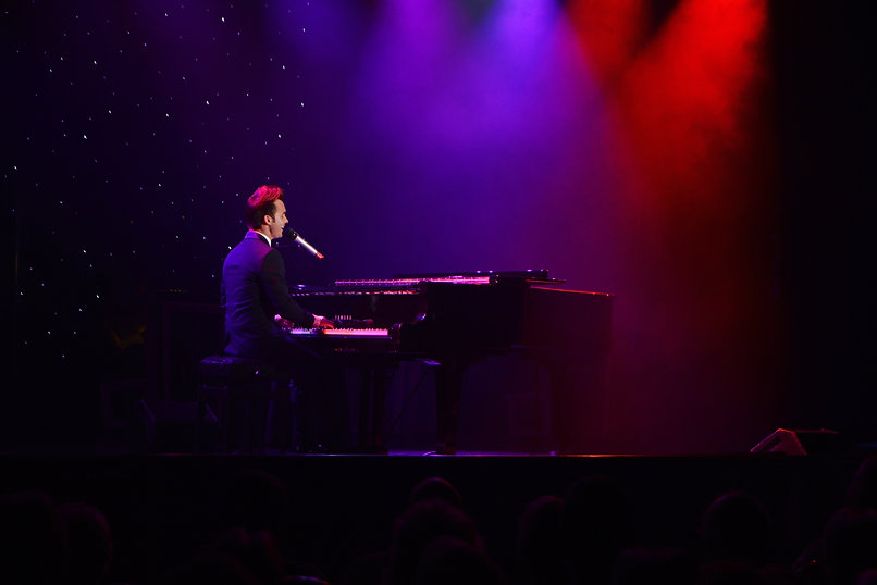 DEAN STANSY THE NEIL SEDAKA SONGBOOK SHOW