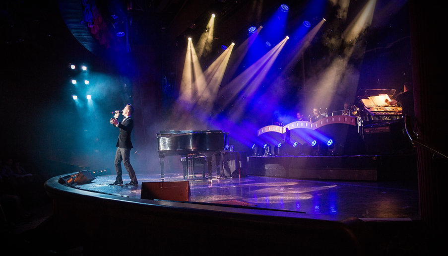 DEAN STANSBY CRUISE SHIP ENTERTAINER