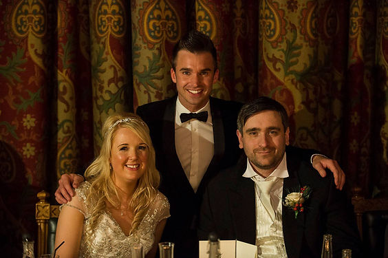 WEDDING SINGER AND ENTERTAINER DEAN STANSBY