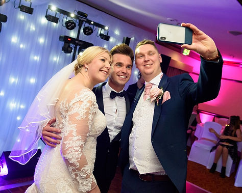 DEAN STANSBY WEDDING SINGER