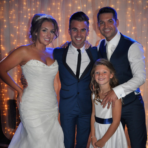 DEAN STANSBY - UK WEDDING SINGER - THE T