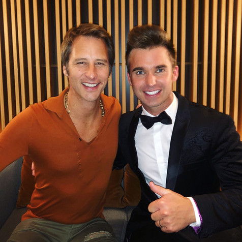 CHESNEY HAWKES WITH DEAN STANSBY