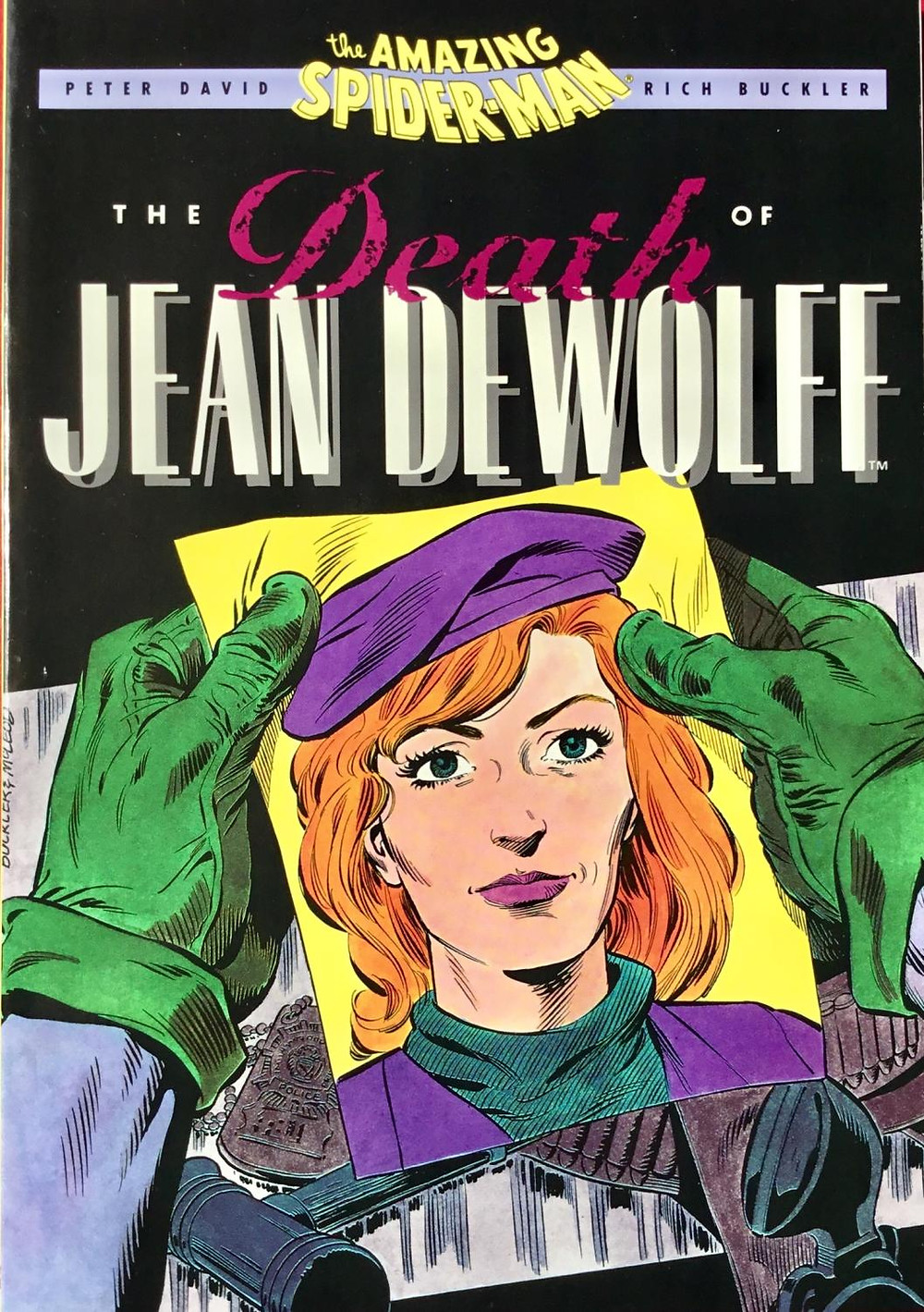 The Death of Jean DeWolff