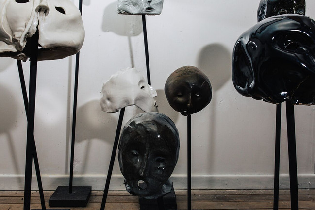 Sunken Heads