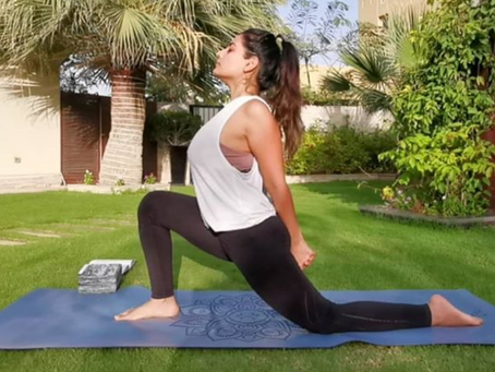8 Yoga Poses for Asthma or Anxiety