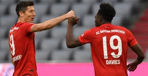 5-star Bayern set for title