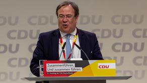 Weekly update: Armin Laschet elected CDU chair