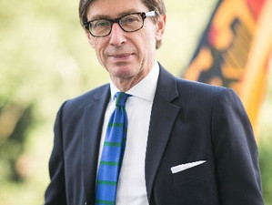 Weekly update: Petter Wittig leaves German Ambassador role