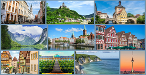 Top 10: Most Beautiful Destinations to Visit in Germany