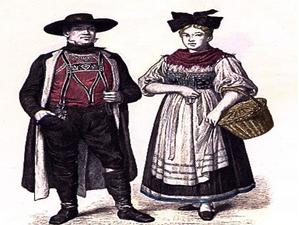 The cultural evolution of the Dirndl
