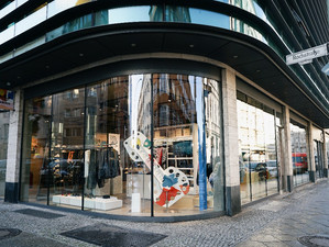 Adidas opens new flagship store in Berlin