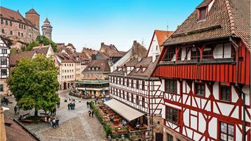 Travel after lockdown: Nuremberg