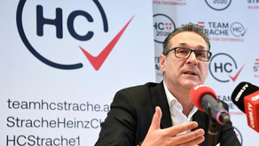 Weekly update: Team HC Strache, will run in the upcoming elections in Upper Austria