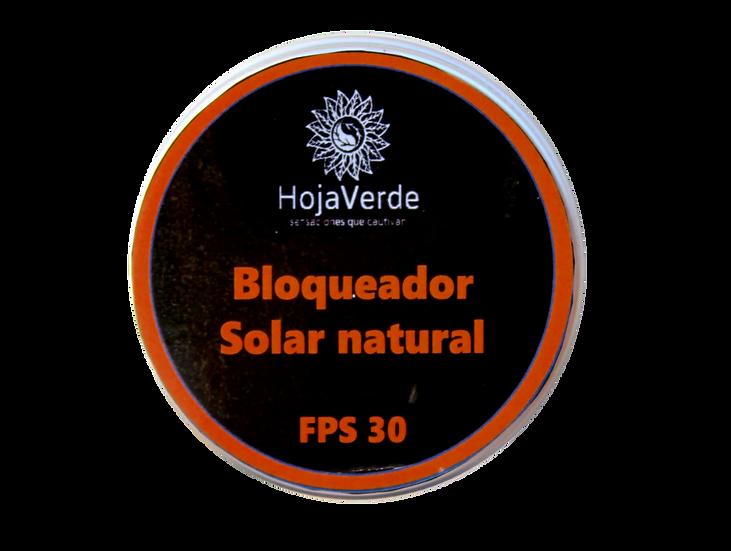 Bloqueador solar fps50